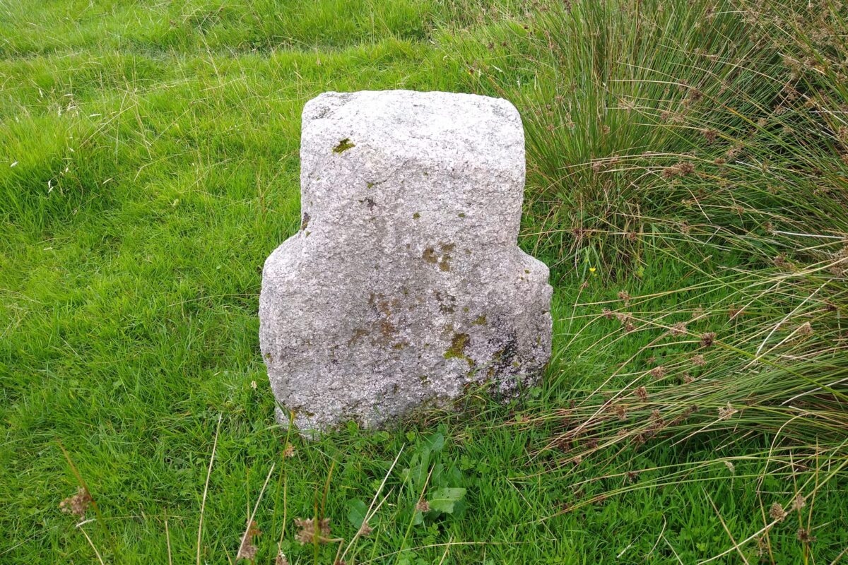 Photo from walk: The sanctuary stone