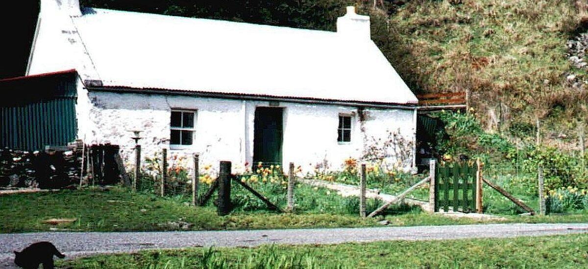 Dollie's cottage, Point, Lismore